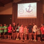 2015 Church Camp 13 Souls Saved